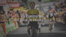 Da Thomas... a Nibali, 5 curiosità sul Tour 2018