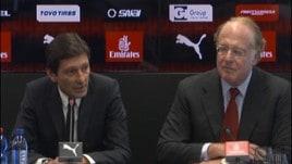 Milan-Juve, mega scambio all'atto finale