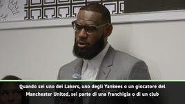 LeBron: