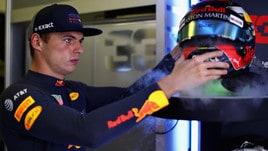 F1 Red Bull, Verstappen sul ritiro: «È difficile da accettare»