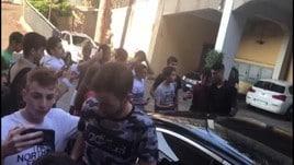 Lazio, Badelj e Correa alle visite mediche