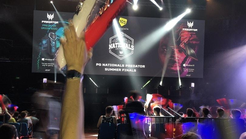 Finale PG Nationals Predator: evento spettacolo a Roma