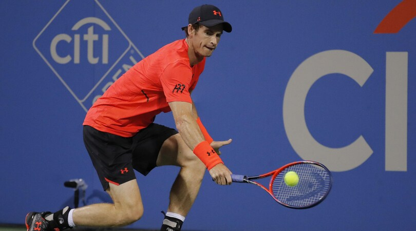 Atp Washington, Murray rimonta vincente contro McDonald