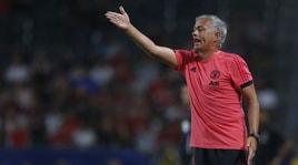 «Manchester United, l'umore nero di Mourinho contagia staff e giocatori»