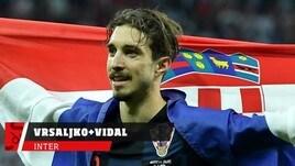 Inter, Vrsaljko-Vidal doppietta per Spalletti