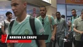 Chapecoense in Italia, domani amichevole col Torino