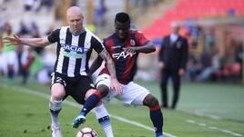 Calciomercato Frosinone, ufficiale: preso Hallfredsson dall'Udinese