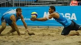 Beach Volley: a Vienna esordio vincente per Caminati-Rossi