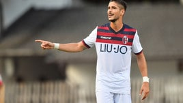 Falcinelli ha voglia di gol: è arrivato il suo momento