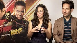 Ant-Man & The Wasp, intervista a Evangeline Lilly e Paul Rudd