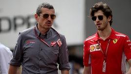 F1 Ferrari, Giovinazzi: «Volevo dimostrare di essere all'altezza del compito»