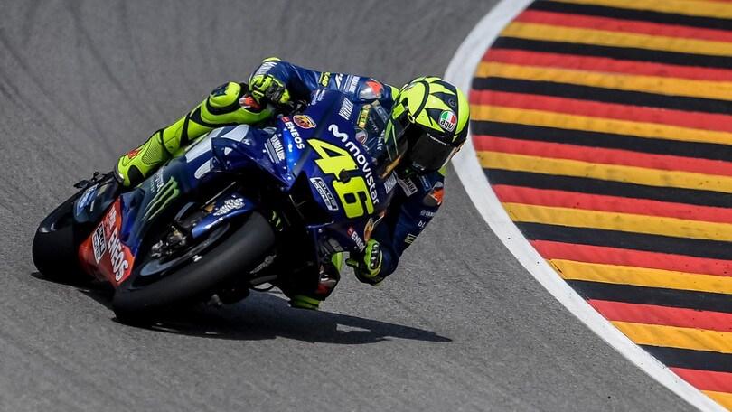 MotoGp, Rossi da record in Repubblica Ceca