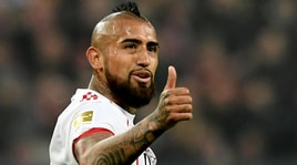 Vidal all'Inter: l'uomo in più con lo sconto