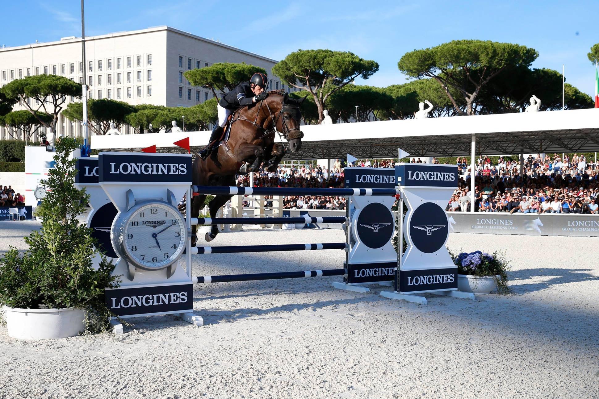 Equitazione, il Global Champions Tour torna a Roma
