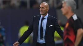 Calciomercato, Mourinho in bilico: Zidane al Manchester?