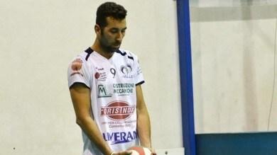 Volley: A2 Maschile, Amorico chiude il roster della Conad