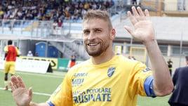 Serie A Frosinone, Dionisi ko: rottura del crociato