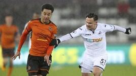 Helder Costa incanta nel Wolverhampton dei dieci portoghesi
