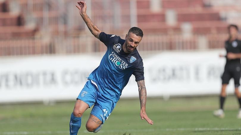Empoli-Eintracht Francoforte 2-0: doppietta Caputo