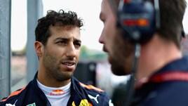 F1 Red Bull, Ricciardo: «Il contratto arriverà a Spa»