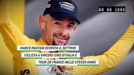 On this day - Pantani, la doppietta Giro-Tour del '98