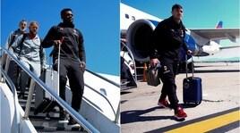 Il Milan sbarca a San Francisco senza Bonucci