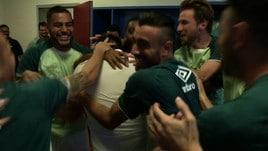 """Chapecoense, la """"bin challenge"""" negli spogliatoi del Grande Torino"""