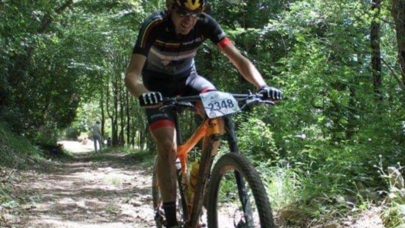 Alessandro Cresti: «La bici è una seconda terapia»