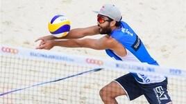Beach Volley: a Vienna sconfitti Lupo-Nicolai