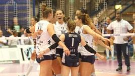 Volley: A2 Femminile, ecco il calendario dei due gironi