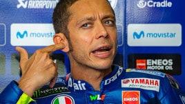 MotoGp Thailandia, Rossi: «Speriamo in una gara all'asciutto»
