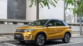 Suzuki Vitara 2019, le foto