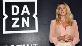 Diletta Leotta guida la squadra di Dazn