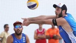 Beach Volley: a Vienna Lupo-Nicolai passano il turno