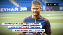 On this day - Neymar passa al PSG