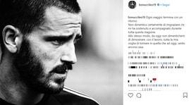 Juventus, la promessa di Bonucci: «Dimostrerò la mia voglia con il lavoro»