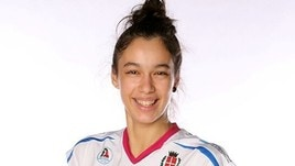 Volley: A2 Femminile, Taje giovane talento per l'Olbia