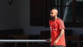 Vidal, ultimo allenamento con il Bayern Monaco?