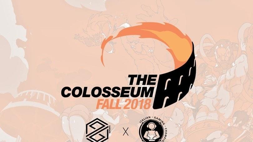 Picchiaduro, PGE e IGC insieme: presentato il The Colosseum: Fall