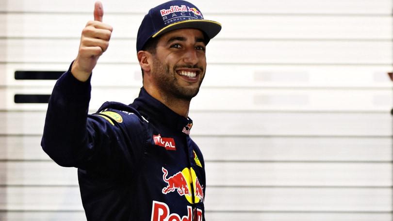 F1, Ricciardo sul futuro: «Una delle decisioni più difficili delle mia carriera»