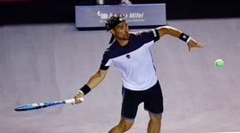 Tennis, Fognini in finale a Los Cabos: superato Norrie in 2 set
