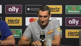 Valverde accoglie Vidal: