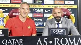 Roma, Monchi: «Priorità al centrocampista? Non è così»