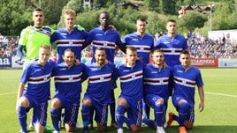 Watford-Sampdoria 1-1: apre Colley, pareggia Deeney