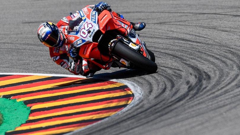 MotoGp, la vittoria di Dovizioso a Brno vale 3,50