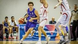 Europeo U18: Turchia battuta, domani per il nono posto