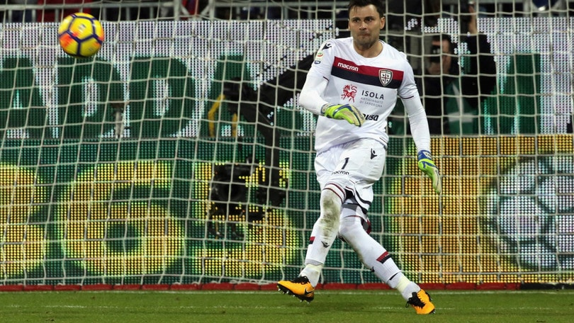 Cagliari, Rafael e la traversa fermano il Trabzonspor: finisce 0-0