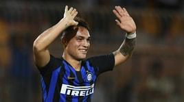 Lautaro Martinez si prende l'Inter: 1-0 al Lione