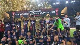 PSG, prima festa a Parigi per Buffon