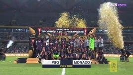 Supercoppa di Francia, PSG-Monaco 4-0